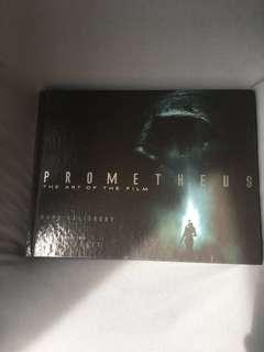 Prometheus : The Art of the film