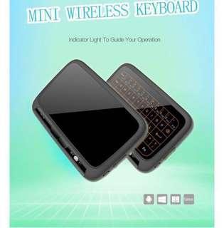 Wireless Air Mouse Mini Keyboard