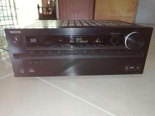 FAULTY AVR Onkyo Tx-Nr609