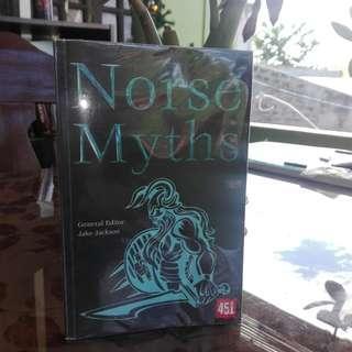 Norse Mythology By Jake Jackson