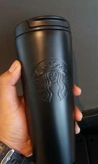 Tumbler Starbuck Black stainless