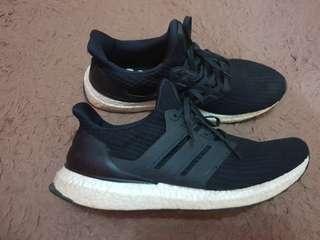 Adidas ultraboost 4.0 core black original