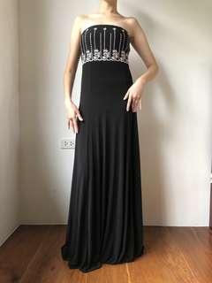 Okasyon Black Dress