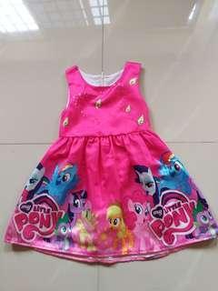 My Little Pony Dress(100)