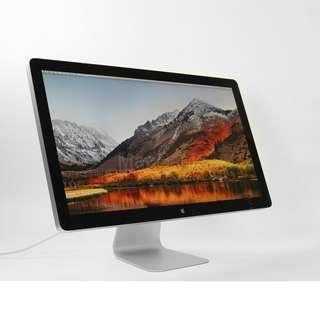 APPLE 高階 27吋 螢幕 THUNDERBOLT DISPLAY 約近全新 公司貨