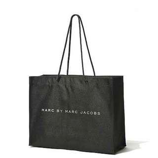Marc Jacobs Tote Bag 雜誌布袋