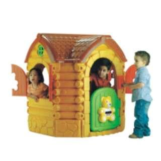 Playground Bear House Cabin