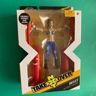 Bayley WWE NXT Elite Action Figure Toy