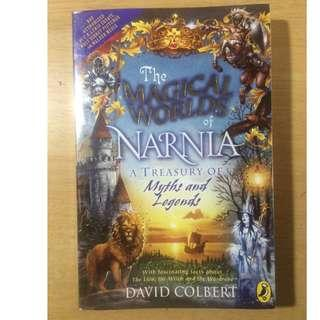 The Magical Worlds of Narnia by David Colbert