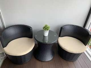 Outdoor Furniture excellent condition