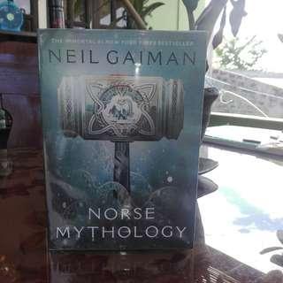 Norse Mythology by Neil Gainaman