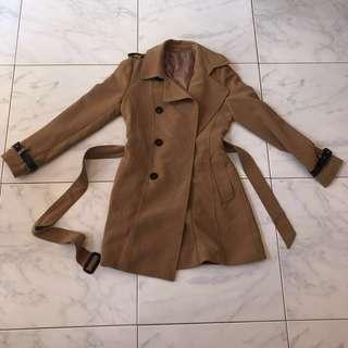 BNWOT Trench coat