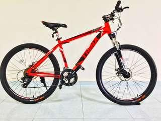 Brand new trinx M500 mountain bike