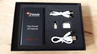 Power bank 10000mAH + Free 2 in 1Cable!!!