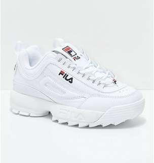 LOOKING FOR FILA SHOES