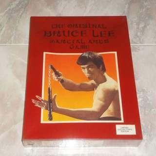 The Original Bruce Lee Martial Arts Game 1985 Canada Bruce Lee Estate New Sealed