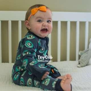 🔥🔥Ready stock🔥🔥Inspired Bond Tinyclub Baby Sleepsuit 👶