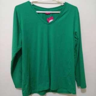 Plus Size Pullover Top