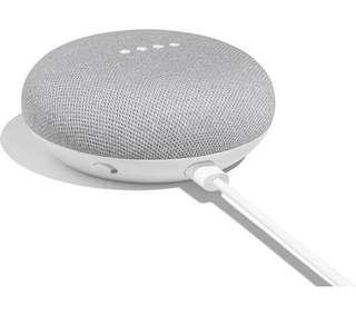 •BRAND NEW• Google Home Mini Chalk