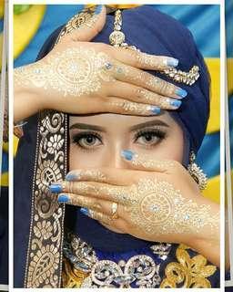Promo rias pengantin / wedding makeup tangerang