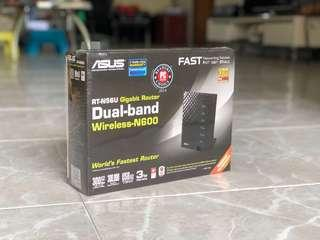 ASUS RT-N56U Router (dual-band wireless-N600)