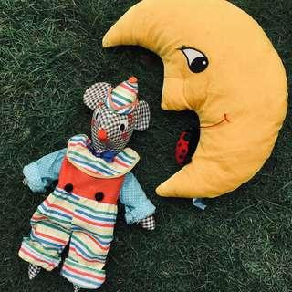 Plush toys/soft toys for kids