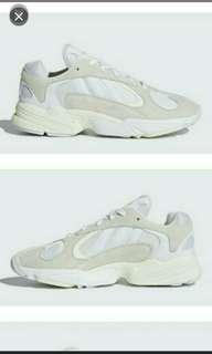 🚚 UK10.5 Adidas Yung 1 Cloud White
