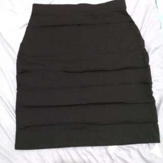 Brand new plus size bandage skirt