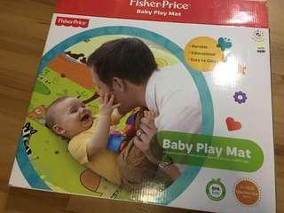 Fisher Baby play mat