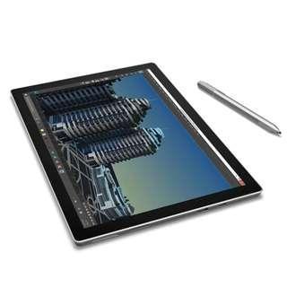 Microsoft Surface Pro4 i7-6650U 256G SSD 12.3吋平板電腦 連 手寫筆 (有保用)