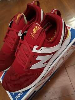 Liverpool New Balance Shoes 125 Years not Jersey