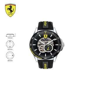 Scuderia Ferrari Pilota Automatic Watch 自動機械手錶