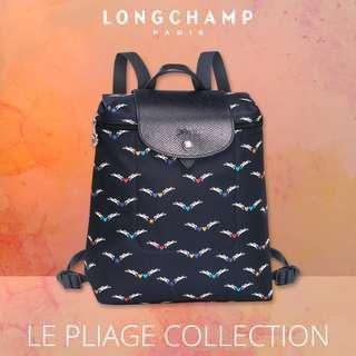 🚚 |  LONGCHAMP  |  LE PLIAGE CHEVAUX AILES  |  1699  | Backpack