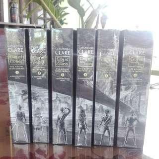 The Mortal Instruments Complete set by Cassandra Clare