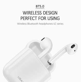UsamsS LC Series Bluetooth 5.0 Wireless Headphone