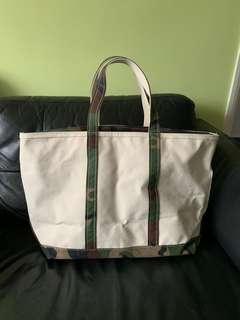 LLBeam canvas bag