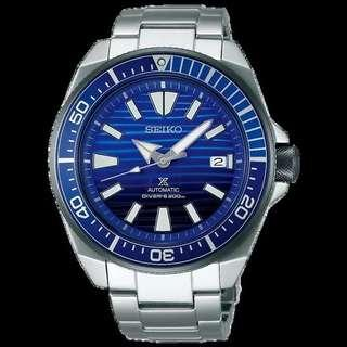 Seiko prospex SRPC93K1 Samurai Save The Ocean Brand New Garansi Resmi 1 thn