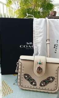 Authentic Limited Edition Coach Bag#PRECNY60
