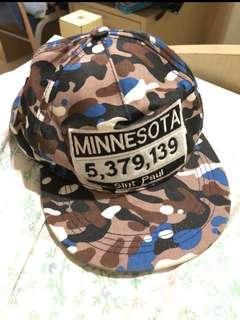 "Topi Snapback ""Minnesota"""