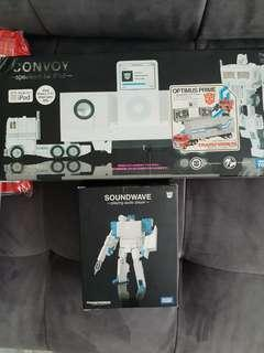 Transformers music Convoy
