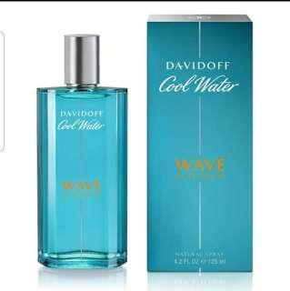 Davidoff - Cool Water Wave for woman 125ml