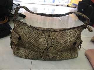 handbag python