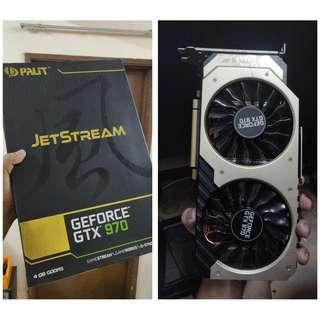 Palit Jetstream Geforce GTX 970