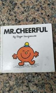 Mr Men Pocket book