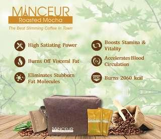 Minceur Slimming Roasted Mocha