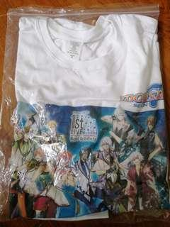 IDOLISH SEVEN ~ 1st Live, Road to Infinity T-SHIRT