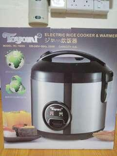 Rice cooker toyomi 0,8 ltr