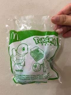 McDonalds Squirtle Pokémon toy