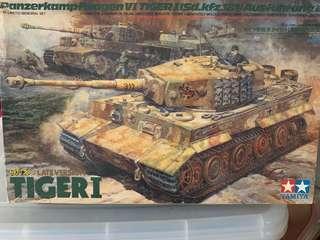 Tamiya Tiger I (limited edition)