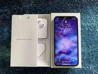 iPhone X 256GB Silver - Apple Care